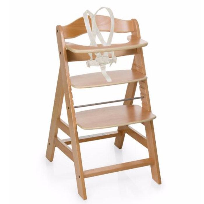Asda-Natural-Highchair