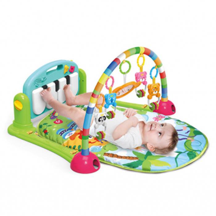 3in1 Soft Play Mat With Music