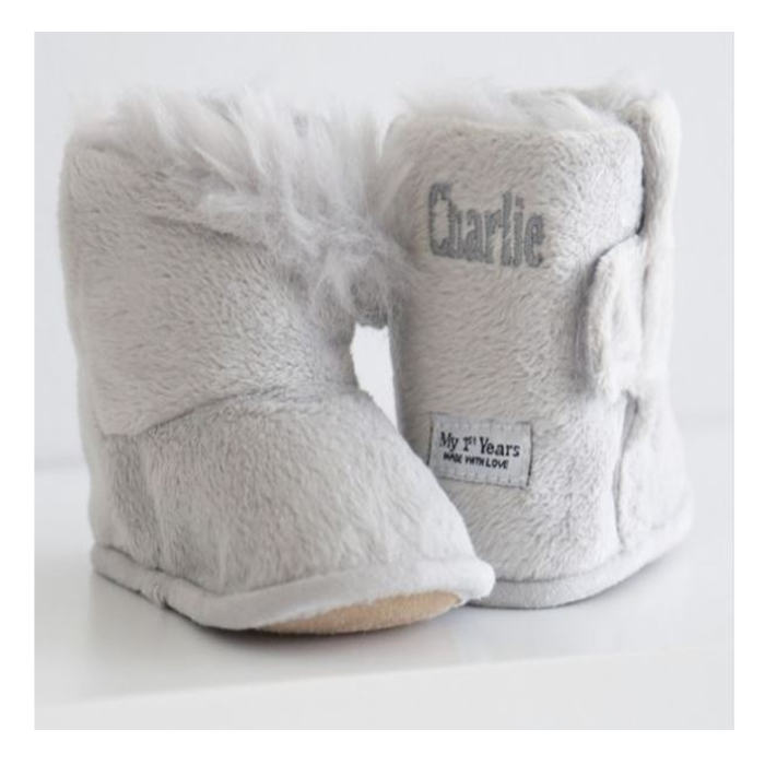 My1st years Fleece Boots