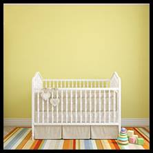 How to create a safe nursery