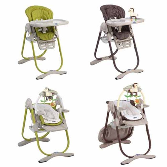 PLO-Chicco-Polly-Highchairs