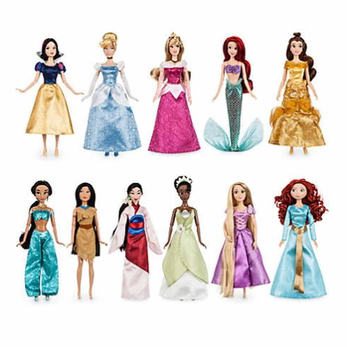 Deluxe Doll Set