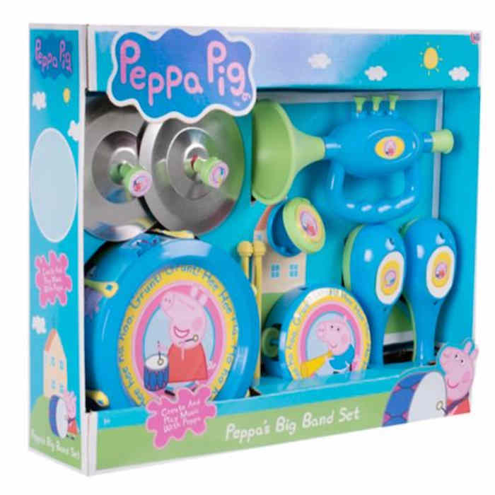 Asda-peppapig-band-set