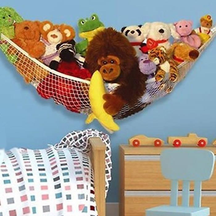 Giant Toy Storage Hammock - 1 or 2