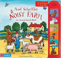 Usbourne nosey farm book 250