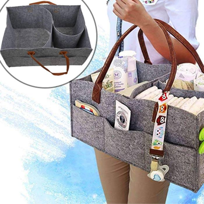Nappy Organiser Bag