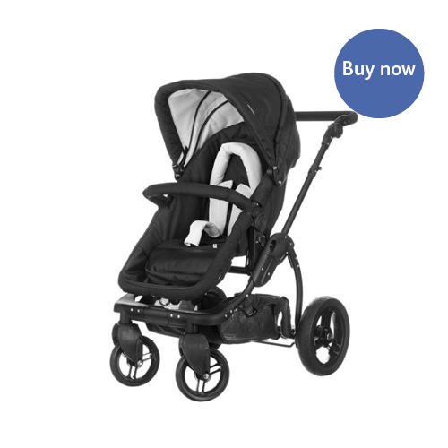 Single to Double Obaby Zezu Multi Pramette