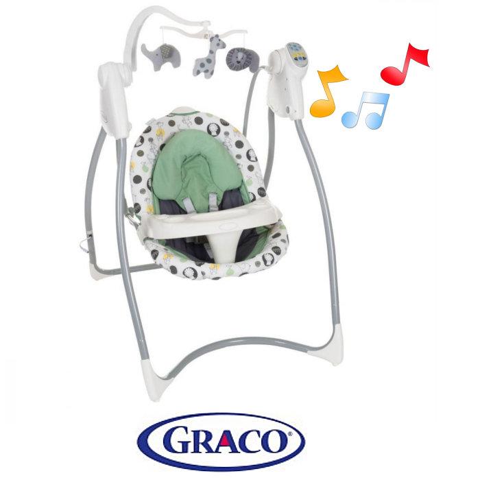 Graco Lovin Hug Baby Swing - Balancing Act