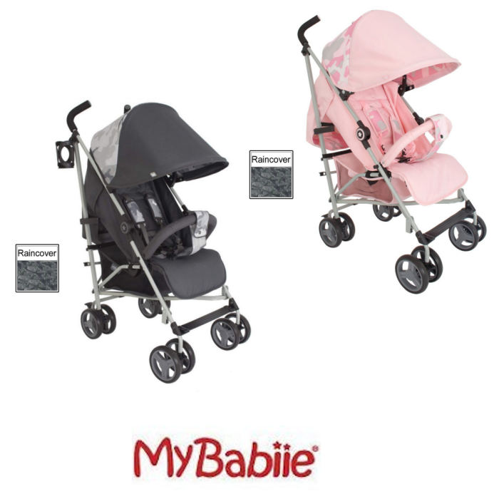 My Babiie MB02 Stroller Katie Piper Believe Collection