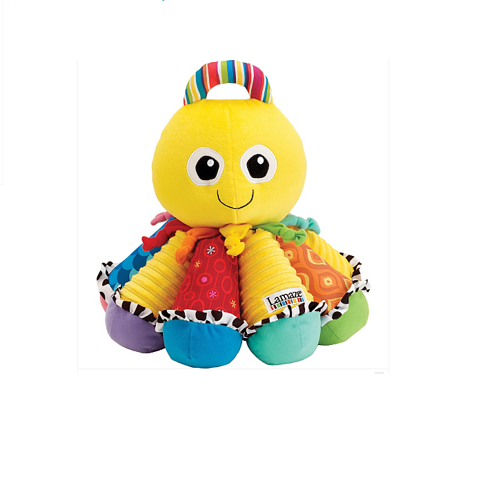 20% off this Lamaze Octotunes Musical Toy