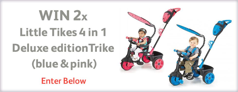 Win 2x Deluxe edition Trike
