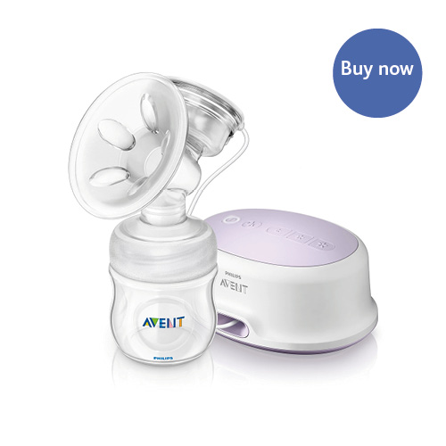 Electric Pump Philips Avent SCF332