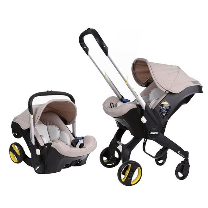Doona Infant Car Seat Pram Group 0+ - Dune