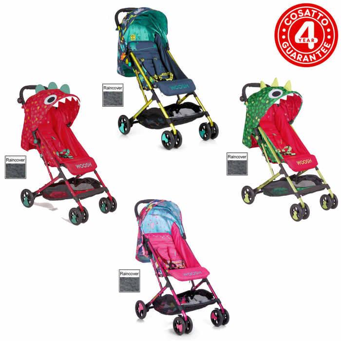 Cosatto Woosh Pushchair Stroller