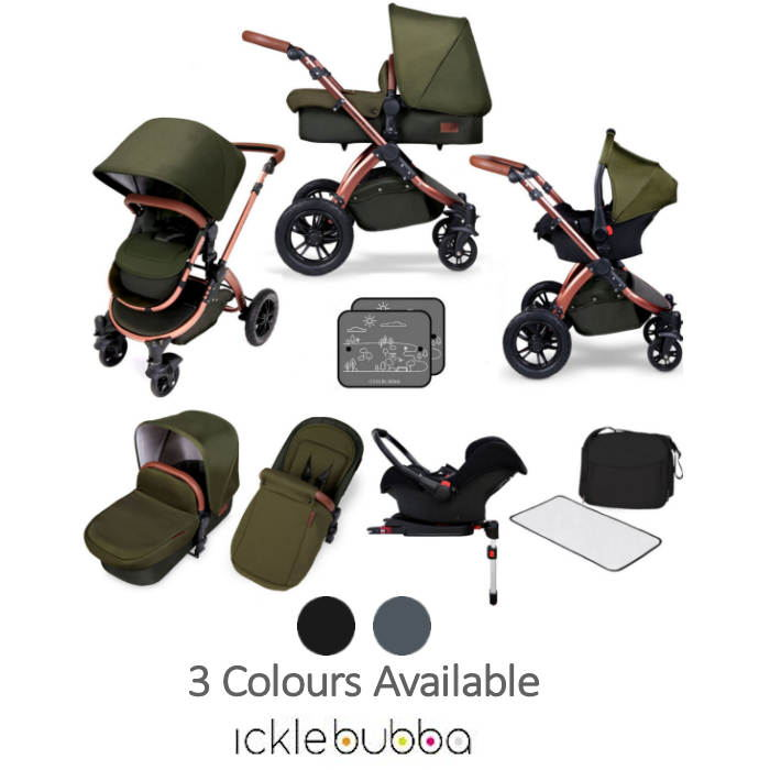 Ickle bubba Special Edition Stomp V4 All In One Travel System
