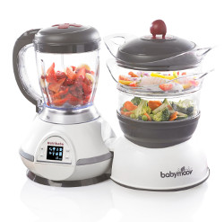Nutribaby Food Steamer and Blender