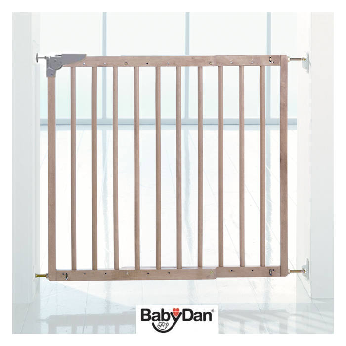 Babydan Wooden Safety Gate