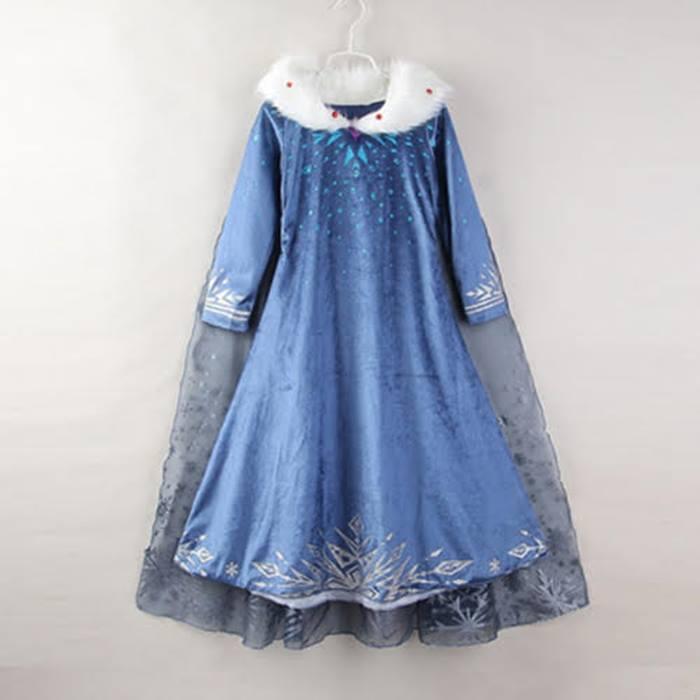 icequeen dress