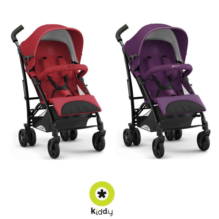 Kiddy Evocity 1 Pushchair