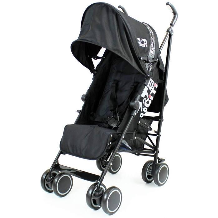 Zeta CiTi Stroller (Black)