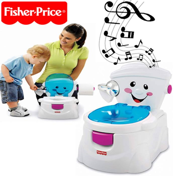 Fisher-Price 'My Potty Friend' Training Seat With Sounds