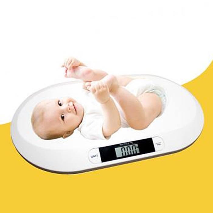 Multi-Function Digital LCD Baby Scales