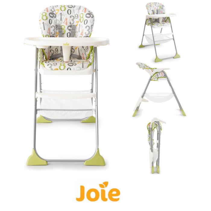 Joie Mimzy Snacker Highchair - 123