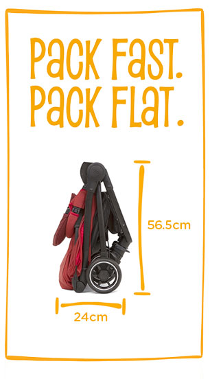 Pack fast pact