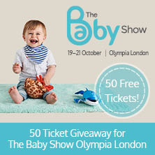 Win tickets to the baby show with Bounty