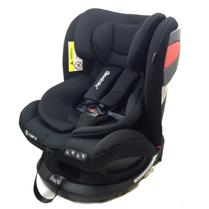 Reebaby Swan C-Sips 360 Spin Group 0+123 Isofix Car Seat