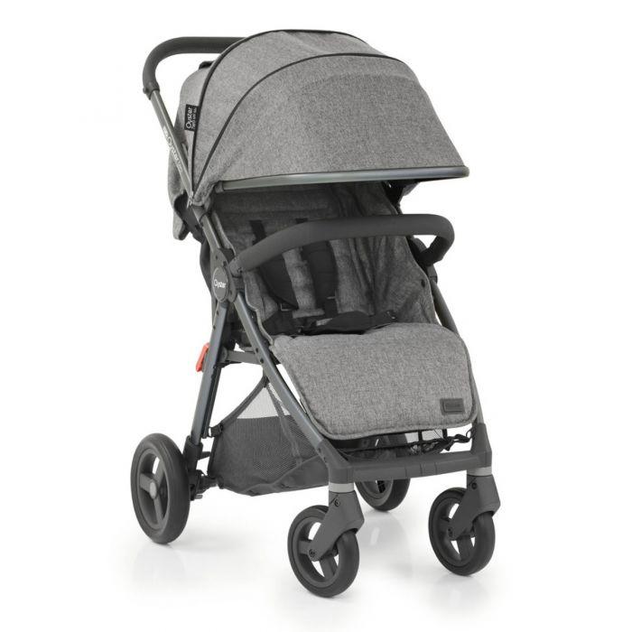 Babystyle Oyster Zero Gravity Stroller - Mercury