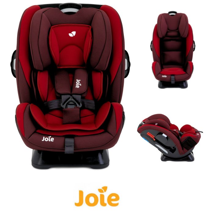 Joie Every Stage Group 0123 Car Seat Salsa