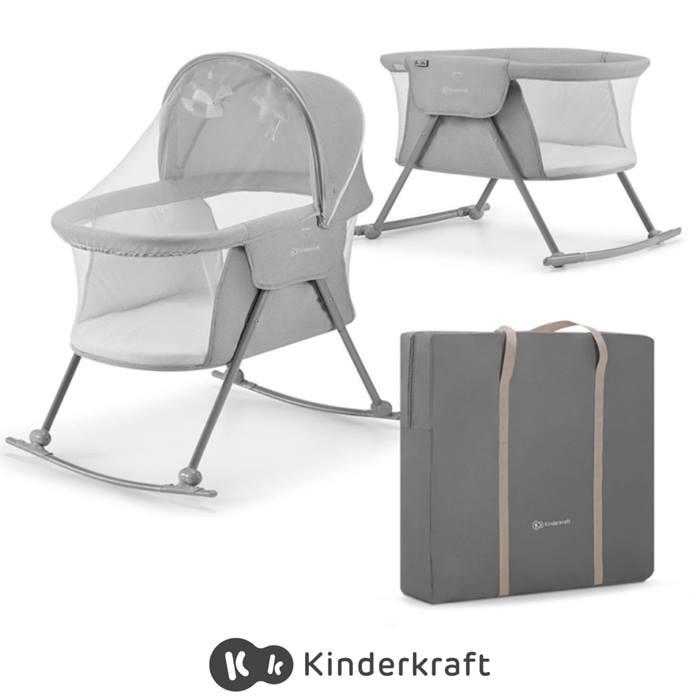 Kinderkraft Lovi 3-in-1 baby cot