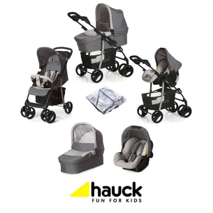 Hauck Shopper SLX Trio Set Travel System