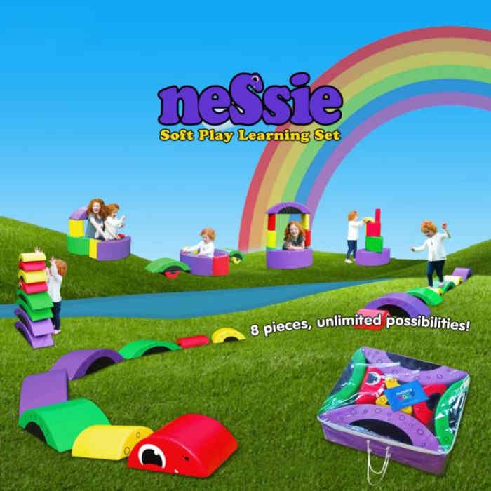 Nessie-soft-play