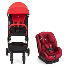 Joie stages™ fx car seat & pact™ lite stroller
