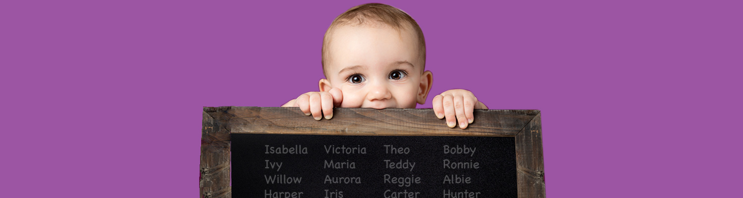 Baby name Trends 2017
