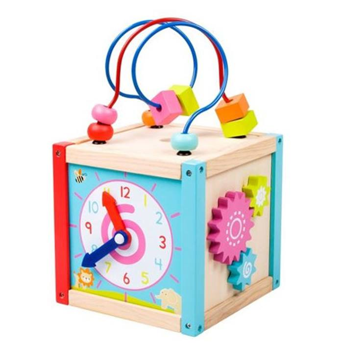Boutique-Wooden-Activity-Cube