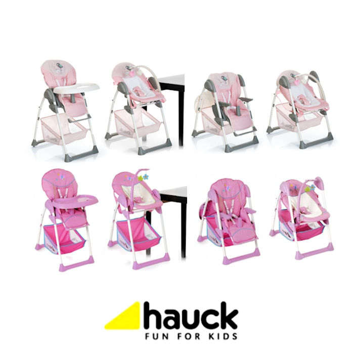 Hauck Sit n Relax 2 in 1 Highchair Bouncer