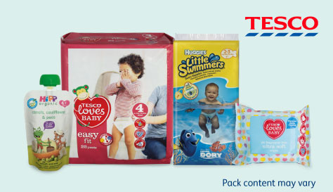Tesco Growing Family Pack