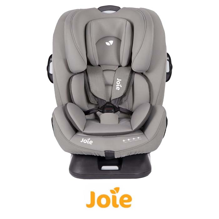 Joie Every Stage FX Isofix Group 0123 Car Seat Grey Flannel