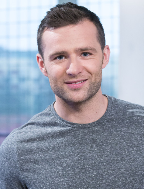 Harry Judd McBusted
