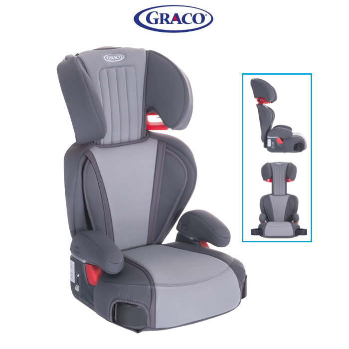 Graco Logico LX Group 23 Car Seat Booster  Earl Grey
