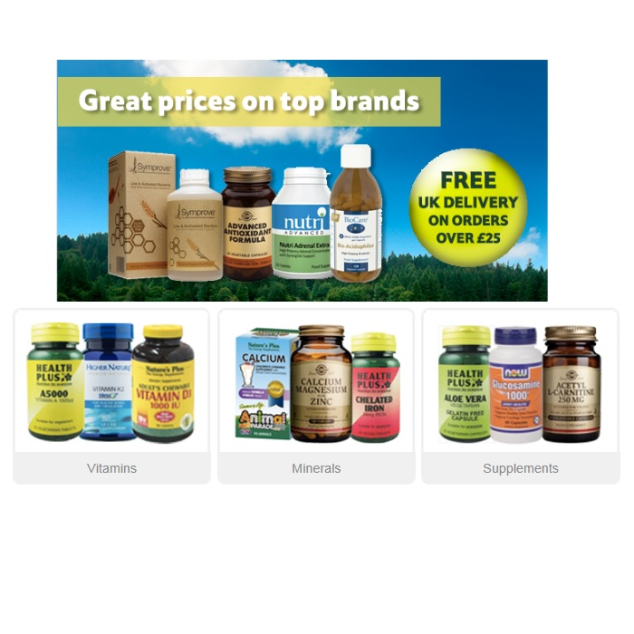 3 For 2 On Nutricentre Items