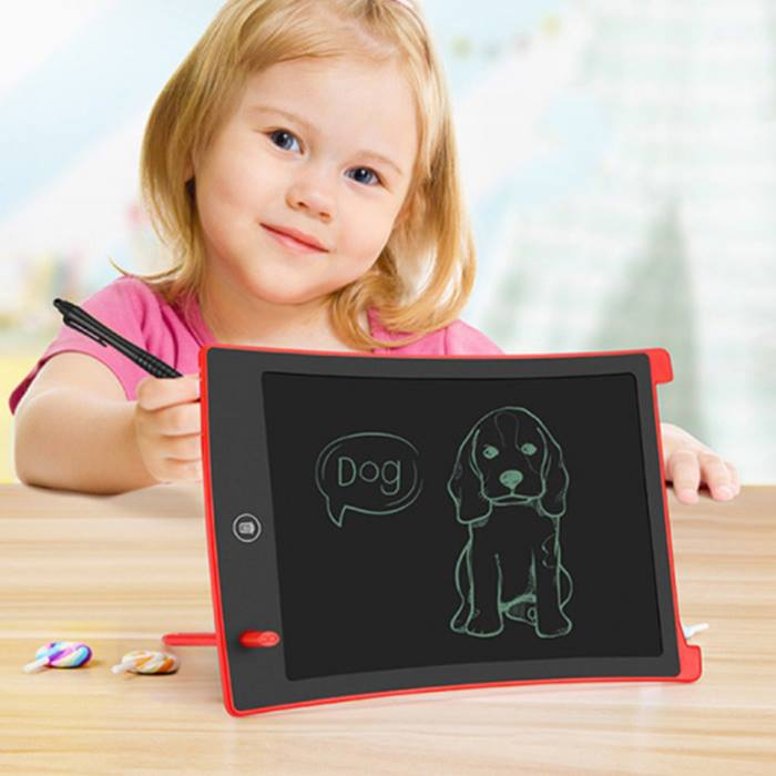Kids' 8.5-Inch LCD Digital Writing Tablet - 5 Colours