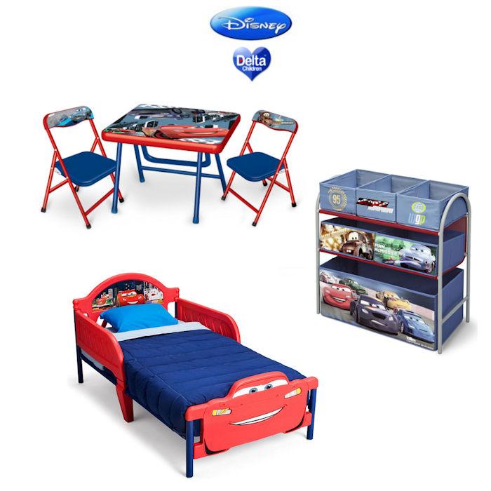 Delta 3 Piece Room Set - Cars 700
