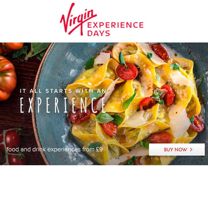 VED-food experiences