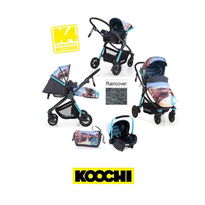 Koochi Litestar Travel System - San Fran
