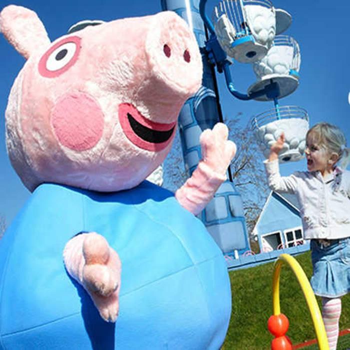 Paultons Peppa Pig