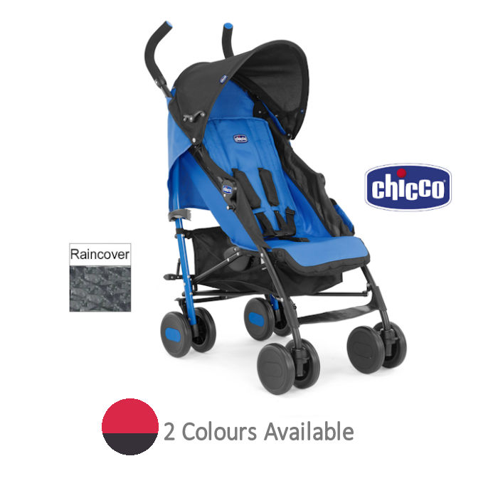 Chicco Luxury Echo Pushchair Stroller